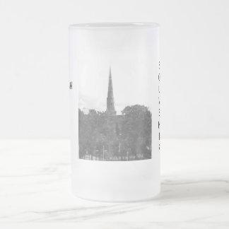 ROMFORD SOUVENIR GLASS MUG