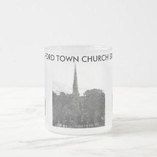 ROMFORD TOWN SHORT GLASS MUG