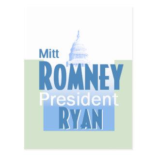 Romnay Ryan Postcards