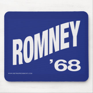 Romney-1968 - Customized Mouse Pad