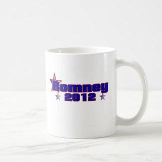 Romney 2012 basic white mug