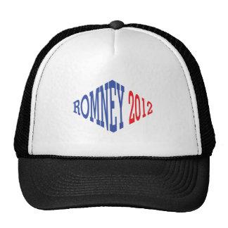 ROMNEY-2012 TRUCKER HATS