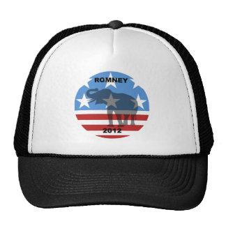 Romney 2012 hat
