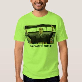 romney awkward turtle shirt