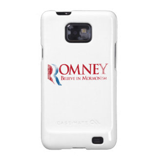 Romney - Believe in Mormonism Faded.png Galaxy S2 Covers