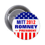 ROMNEY BUTTONS