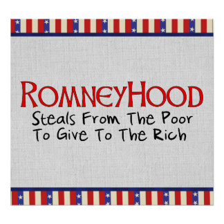 Romney Hood Print