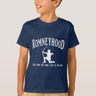 Romney Hood Tees