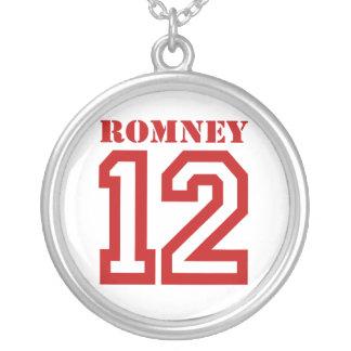 ROMNEY IN 12 NECKLACES
