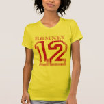 ROMNEY IN 12 T-SHIRTS