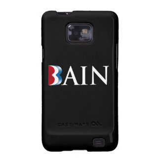 ROMNEY IS BAIN.png Galaxy SII Case