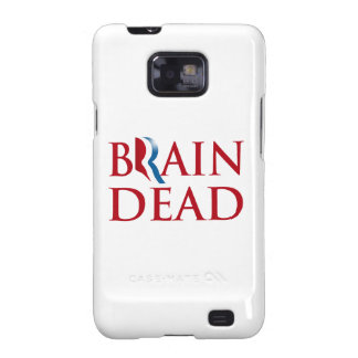 ROMNEY IS BRAINDEAD.png Samsung Galaxy SII Cover