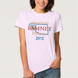 Romney OKLAHOMA Tshirt