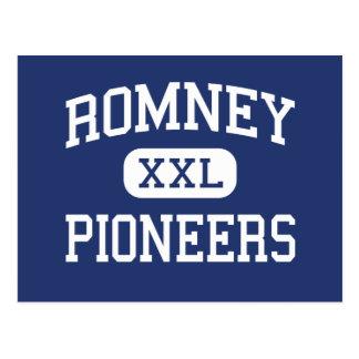 Romney Pioneers Middle Romney West Virginia Postcard