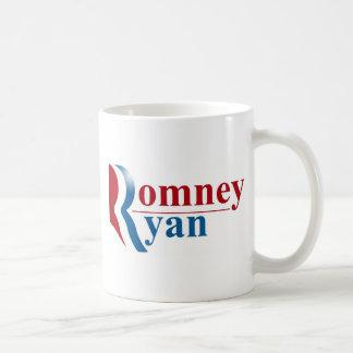Romney & Ryan 2012 Basic White Mug