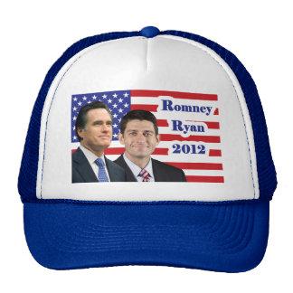 Romney-Ryan 2012 Mesh Hats