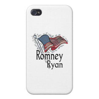 Romney Ryan 2012 iPhone 4/4S Cases