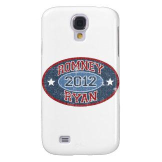 Romney Ryan 2012 sport vintage Galaxy S4 Covers