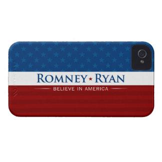 Romney & Ryan Believe in America Case