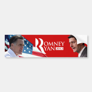Romney Ryan for America 2012 Bumper Stickers
