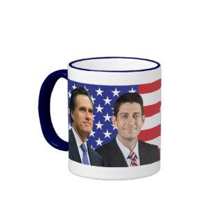 Romney-Ryan Mugs