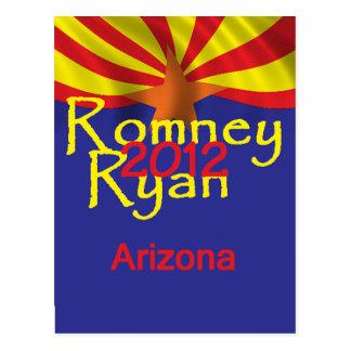 Romney Ryan Post Cards