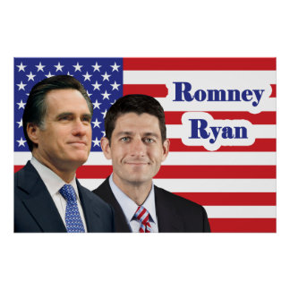Romney-Ryan Poster