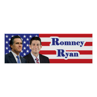 Romney-Ryan Posters