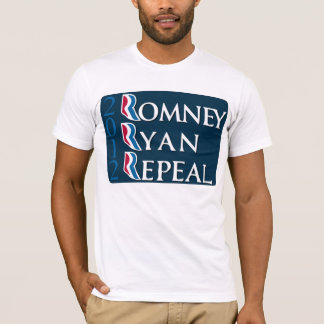 Romney Ryan Repeal Obamacare T-Shirt