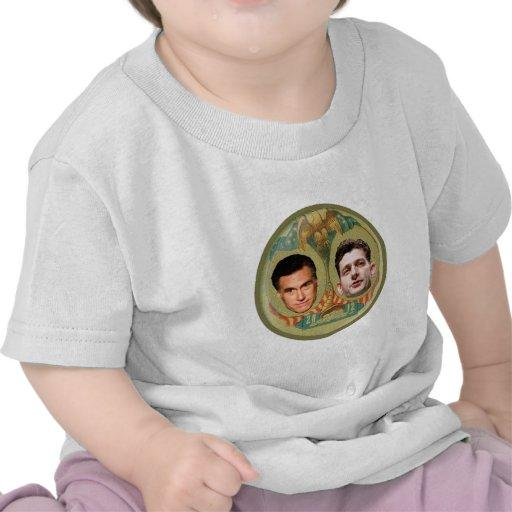 Romney Ryan Retro T-shirts