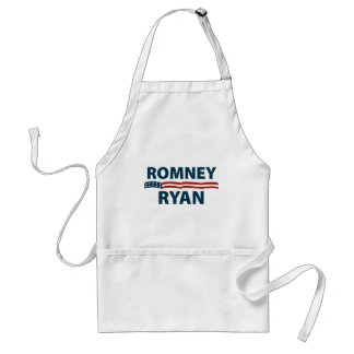 Romney Ryan Stars and Stripes Standard Apron