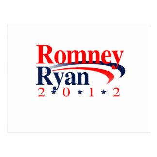 ROMNEY RYAN VP SWEEP.png Postcard