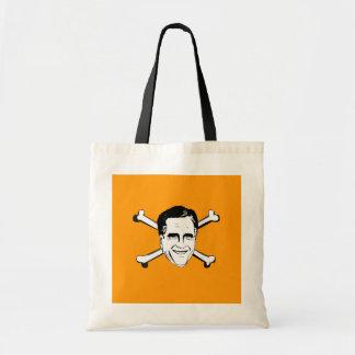 ROMNEY SKELETON - Halloween - png Canvas Bag