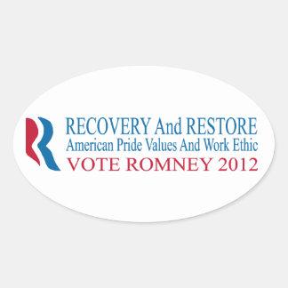ROMNEY Sticker