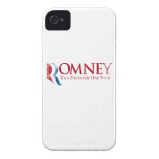 Romney - Two Faces for one Vote Faded.png Blackberry Bold Covers