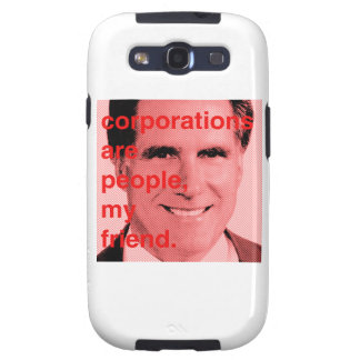 Romney Warhol Layer Faded.png Samsung Galaxy SIII Cases