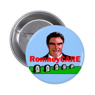 RomneyCare 6 Cm Round Badge