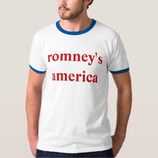 romney's america tee shirts