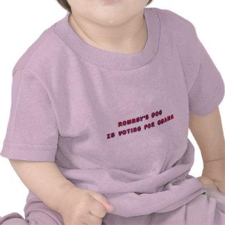 Romney's Dog Shirts