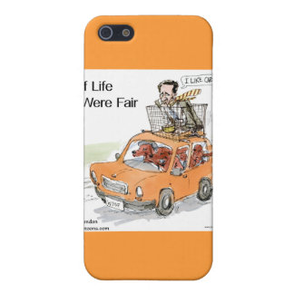 Romney's Irish Setters Funny Gifts Cards Etc iPhone 5/5S Case