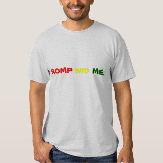 Romp wid me t-shirts