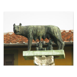 Romulus and Remus - Ancient Rome Announcements