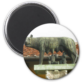 Romulus and Remus - Ancient Rome Fridge Magnets