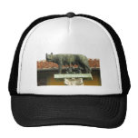 Romulus and Remus - Ancient Rome Mesh Hat