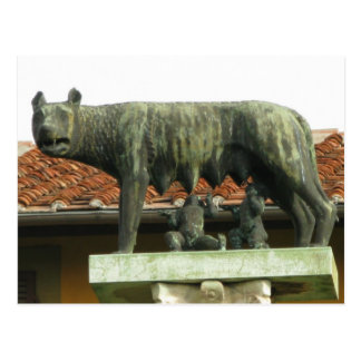 Romulus and Remus - Ancient Rome Post Cards