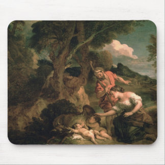 Romulus and Remus Mouse Pads