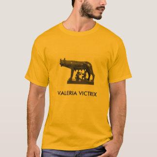Romulus and Remus. Valeria Victrix. T-shirt