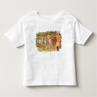 Romulus marking the limits of Rome Toddler T-Shirt