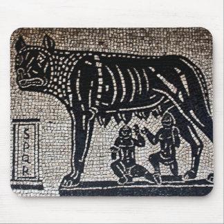 Romulus Remus Mousepad