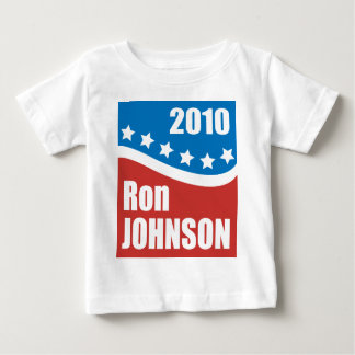 Ron Johnson 2010 Baby T-Shirt